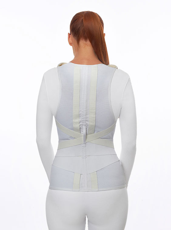 Thoraco Lumbosacral Support - Special Made to Measure (back)