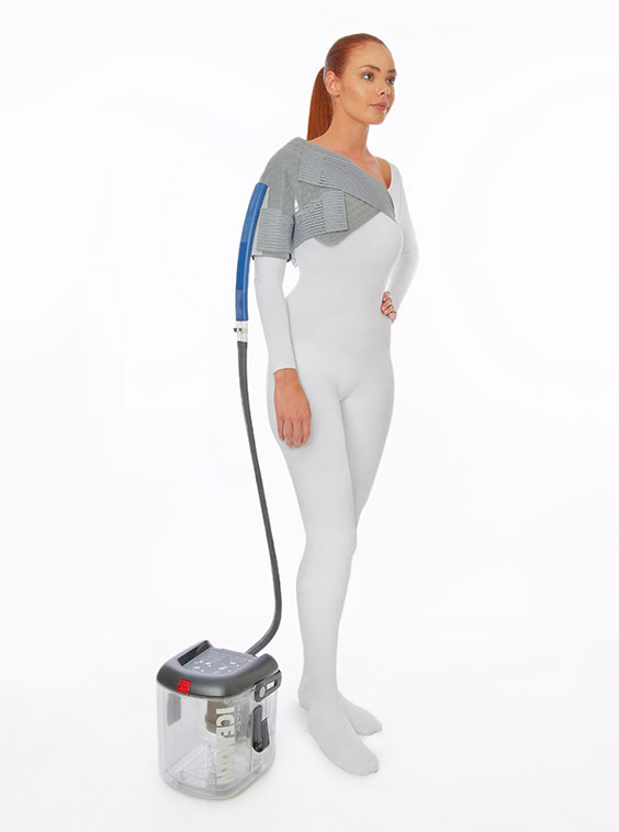 Donjoy® Iceman® Clear3™ Cold Therapy