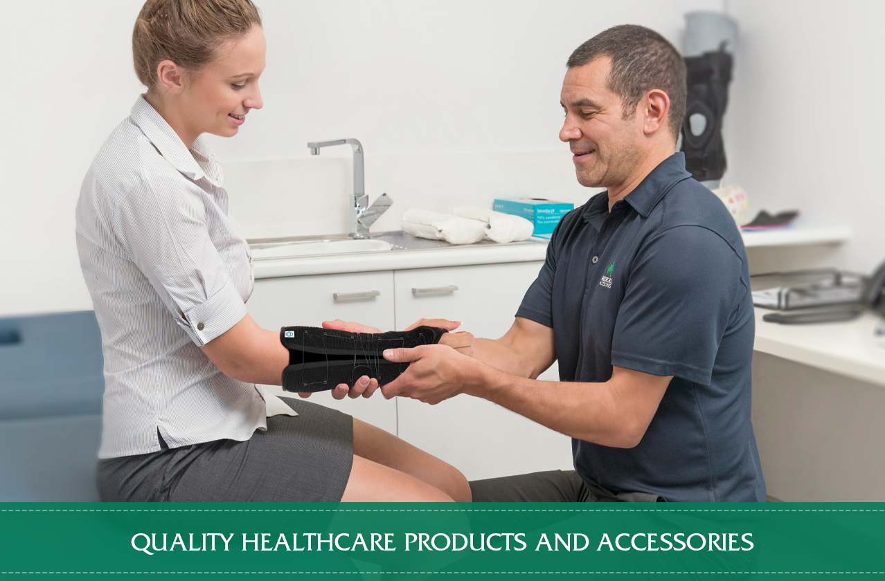 Quality healthcare products and accessories