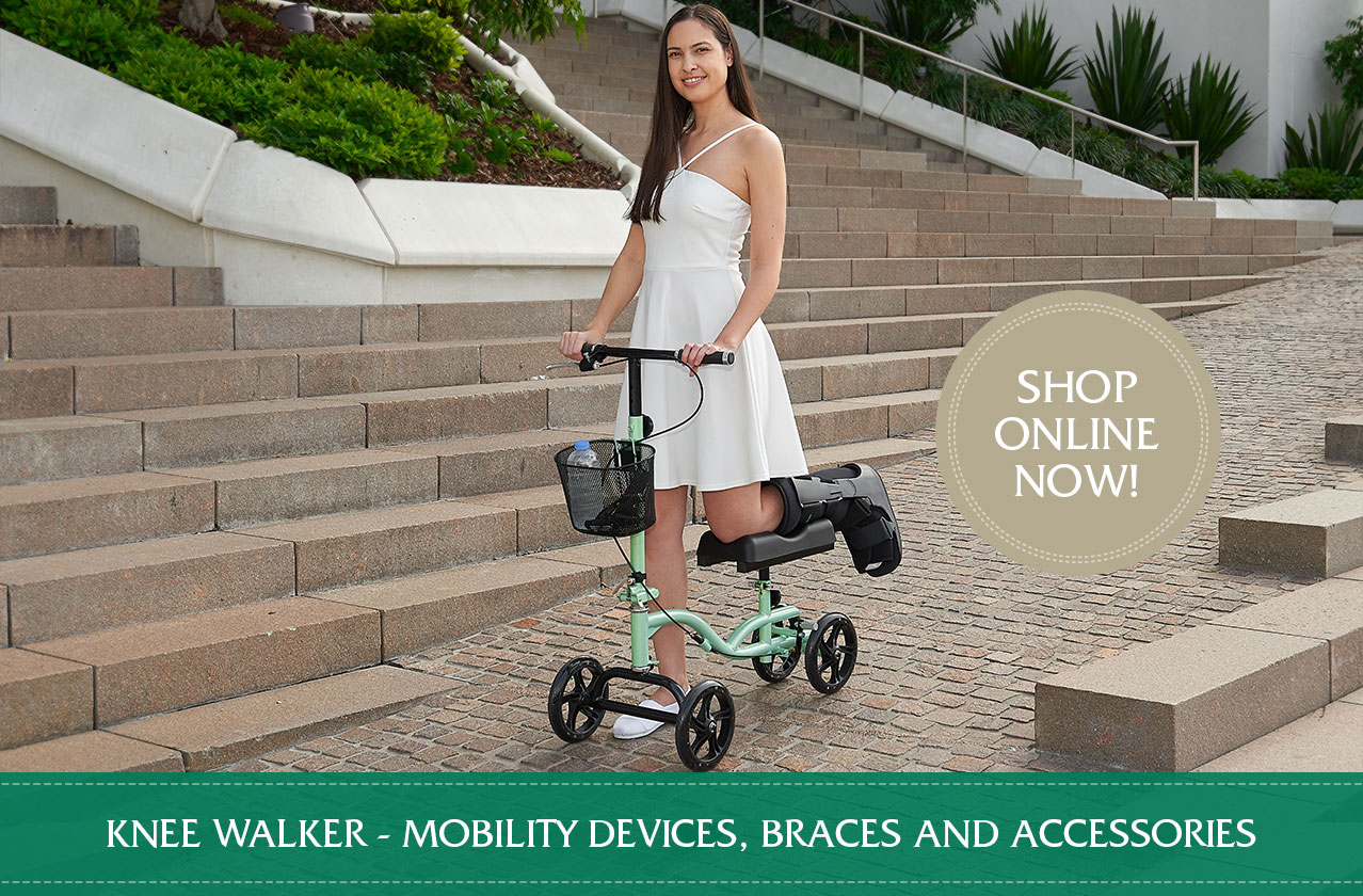 Knee Walker - mobility devices, braces and accessories