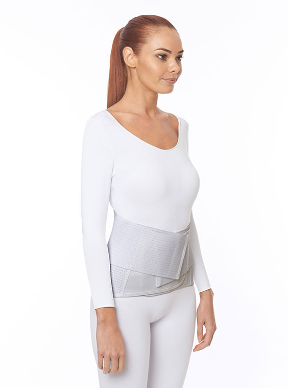 Unisex Workmate Lumbosacral Support (6 Steels) (front)